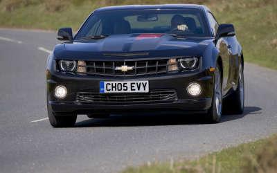 Chevrolet Camaro Coupe2