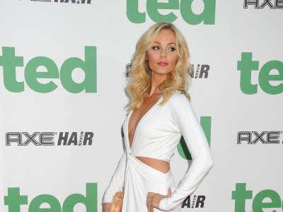 Laura Vandervoort Ted Hollywood Premiere In Los Angeles