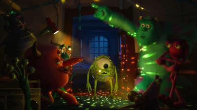 Monsters Univeristy