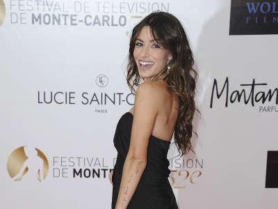 Sarah Shahi In Monaco