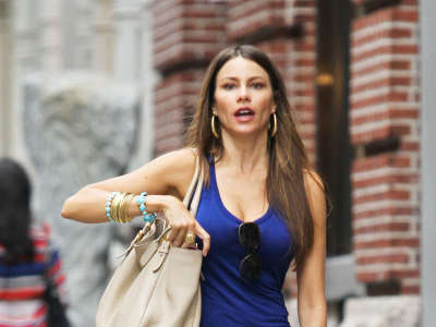 Sofia Vergara In New York