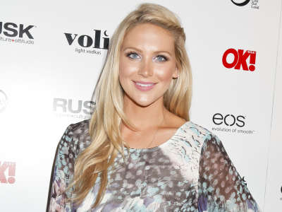 Stephanie Pratt At OK Party
