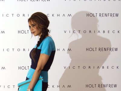 Victoria Beckham In Vancouver