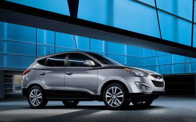 Hyundai Tucson3 Images