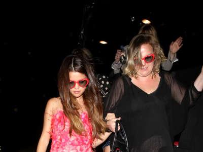 Selena Gomez Katy Perry Part Of Me Premiere In Los Angeles