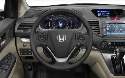 Honda CR V3