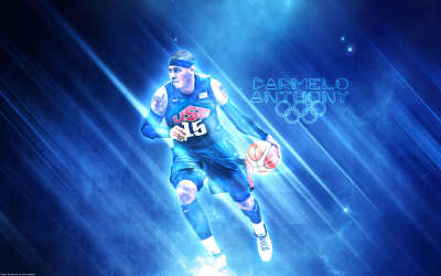 Carmelo Anthony Olympics20x1200 Wallpaper BasketWallpapers.com