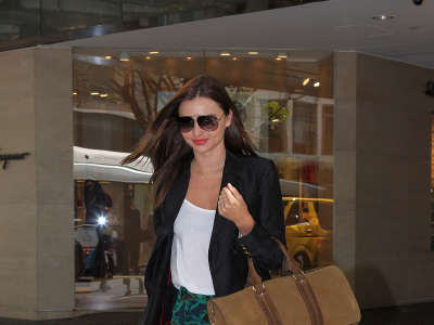 Miranda Kerr Out And About Candids In Sydney