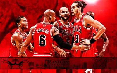 Chicago Bulls1 NBA Conference Finals Widescreen Wallpaper