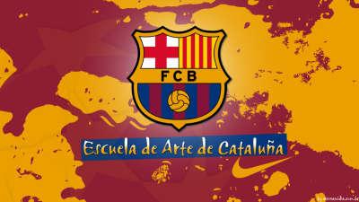 FC Barcelona Escuela De Arte Wallpaper Fc Barcelona053356