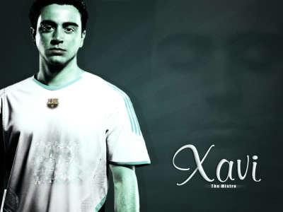 Xavi Footballpictures.net