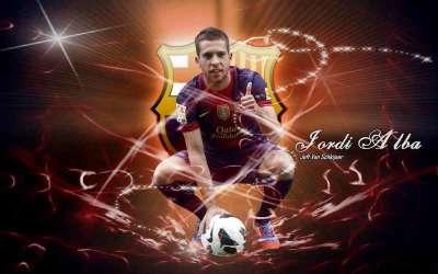 Jordi Alba Barcelona Wallpaper Hd