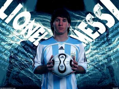 Messi Wallpaper 4