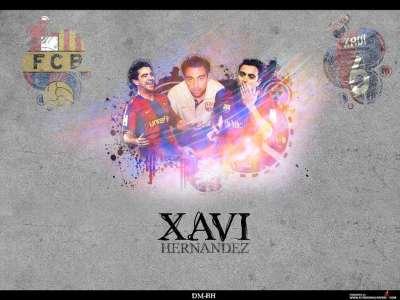 Xavi Hernandez 4