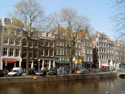 Amsterdam City Netherland