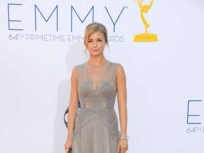 Emily Van Camp 64th Annual Primetime Emmy Awards In Los Angeles