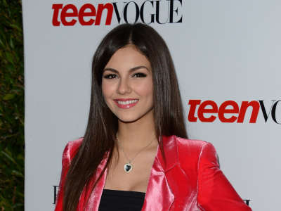 Victoria Justice Teen Vogue Young Hollywood Party In Beverly Hills
