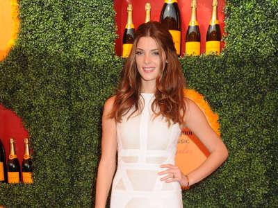 Ashley Greene 3rd Annual Veuve Clicquot Polo Classic In Los Angeles