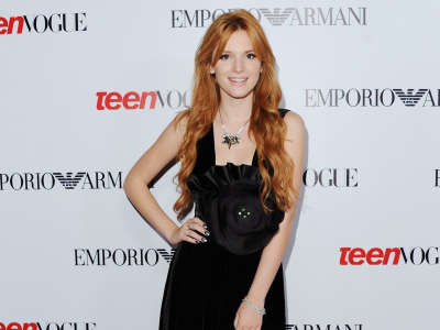 Bella Thone Teen Vogue Young Hollywood Party In Beverly Hills