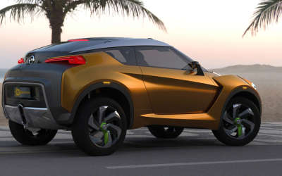 Nissan Extrem Concept2