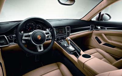 Porsche Panamera Platinum Edition3