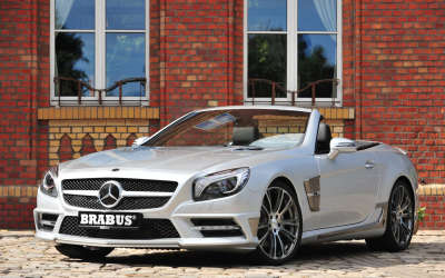 Brabus Mercedes Sl Class3