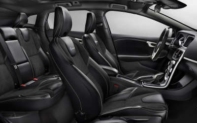 Volvo V40 R Design3