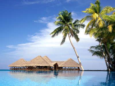 Dream House on Beach
