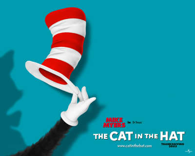 Cat In The Hat 001