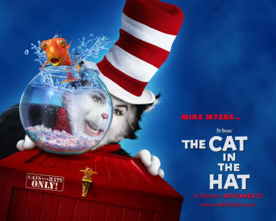 Cat In The Hat 002
