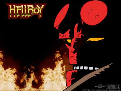 Hellboy 002