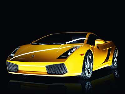 Lamborghini Gallardo 001
