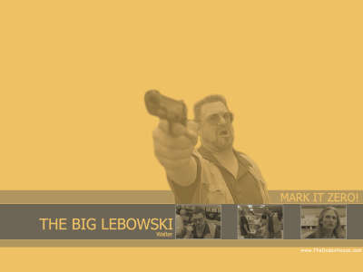 The Big Lebowsky