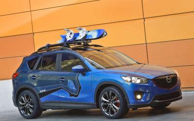 Mazda CX 5 Concept2