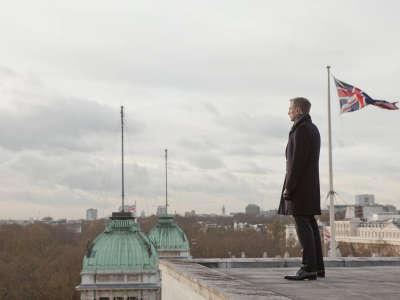 SkyFall James Bond Movie