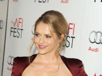 Teresa Palmer Lincoln Screening At AFI Festival In Hollywood