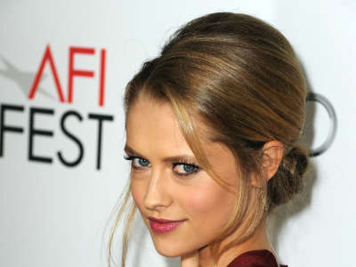 Teresa Palmer Lincoln Screening At AFI Festival In Hollywood