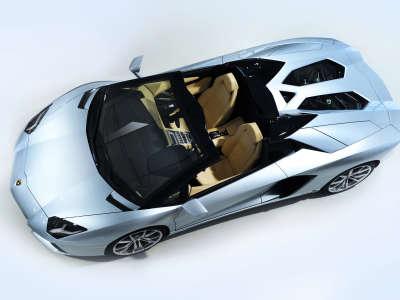 Aventador Roadster 11