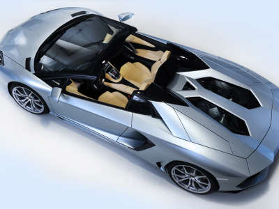 Aventador Roadster 15