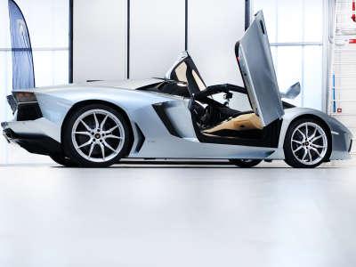 Aventador Roadster 18
