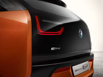 BMW I3 Coupe Concept Car