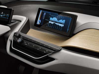 BMW I3 Coupe Concept Car