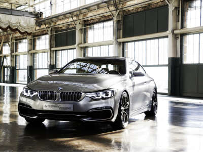 Bmw 4er Coupe Exterior