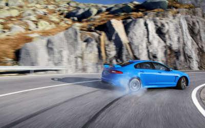 Jaguar XFR S4