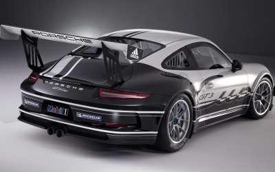 Porsche GT3 Cup3