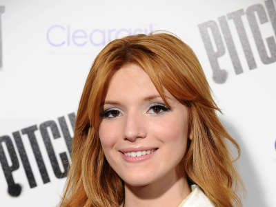 Bella Thorne Pitch Perfect Hollywood Premiere In Los Angeles