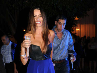 Sofia Vergara Delano South Beach Rings
