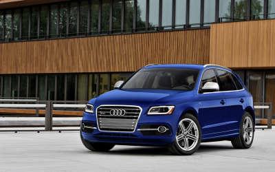 Audi Sq54