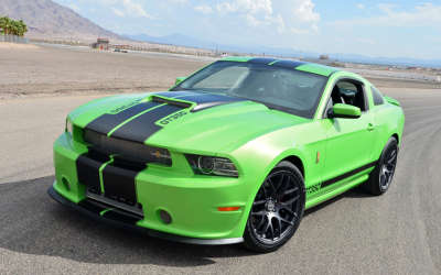 Shelby American Gt3503