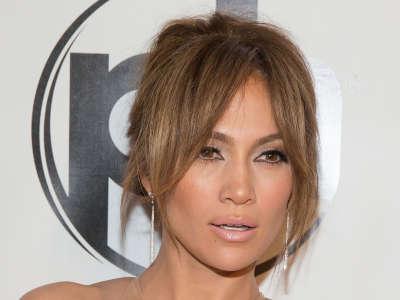 Jennifer Lopez Parker Premiere At Planet Hollywood In Las Vegas